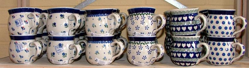 polsk keramik Keramik   Den lille ladeDen lille lade polsk keramik